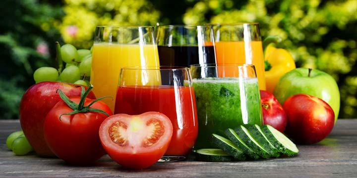 Jus de Fruits & Légumes