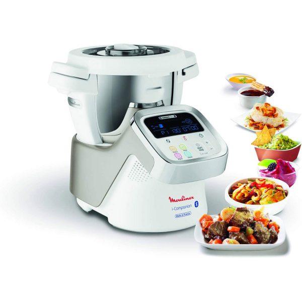 Robot de Cuisine Moulinex i-Companion au meilleur prix