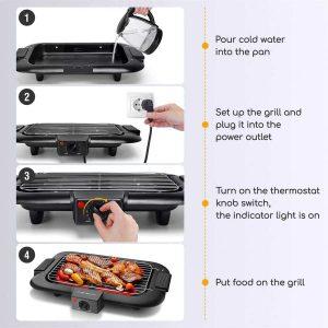 Acheter Barbecue Électrique Aigostar