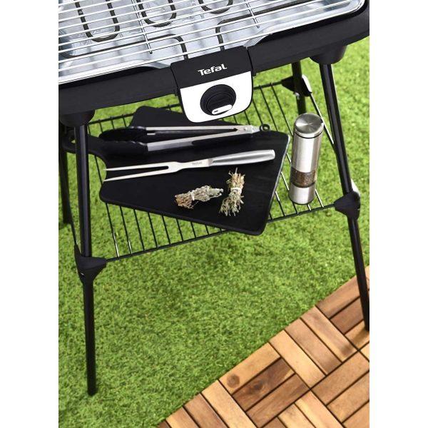 Barbecue Électrique Format XXL Tefal TEFBG921812 au meilleur prix