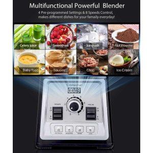 Acheter Blender Multifonction AMZCHEF NY-8088MJD