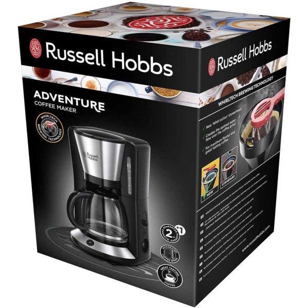 Acheter Cafetière Filtre Russell Hobbs 24010-56