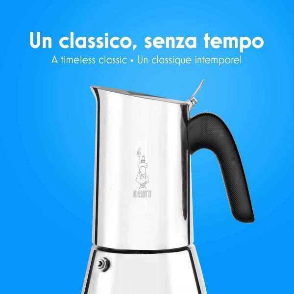 Cafetière Italienne Bialetti 0007252-CN au meilleur prix