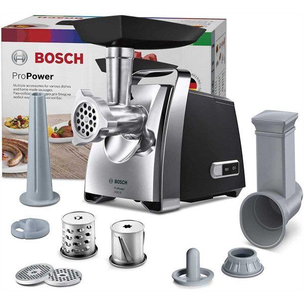 Hachoir à Viande Bosch ProPower MFW67440 au meilleur prix