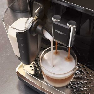 Machine à Café à Grain Expresso Séries 2200 LatteGo Philips EP2231640 au meilleur prix