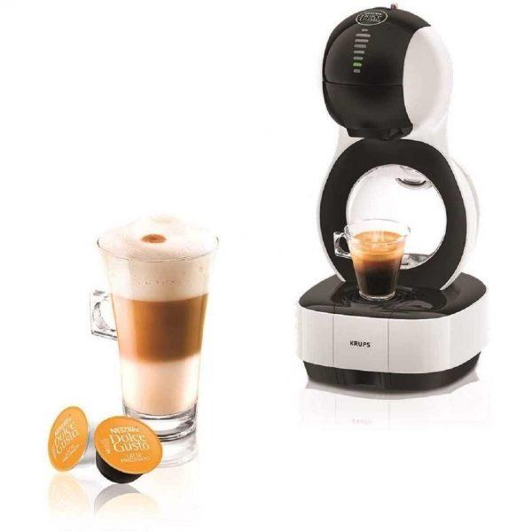 Machine à Capsules Krups Nescafé Dolce Gusto Lumio YY3042FD