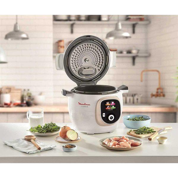 Acheter Robot de Cuisine Multicuiseur Intelligent Moulinex CE851A10