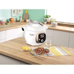 Robot de Cuisine Multicuiseur Intelligent Moulinex CE851A10 au meilleur prix