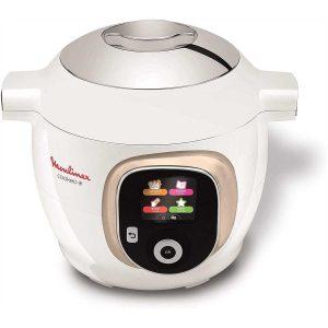 Robot de Cuisine Multicuiseur Intelligent Moulinex CE851A10