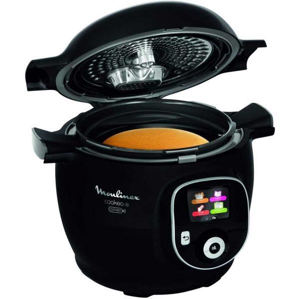 Robot de Cuisine Multicuiseur Intelligent Moulinex CE859800 au meilleur prix