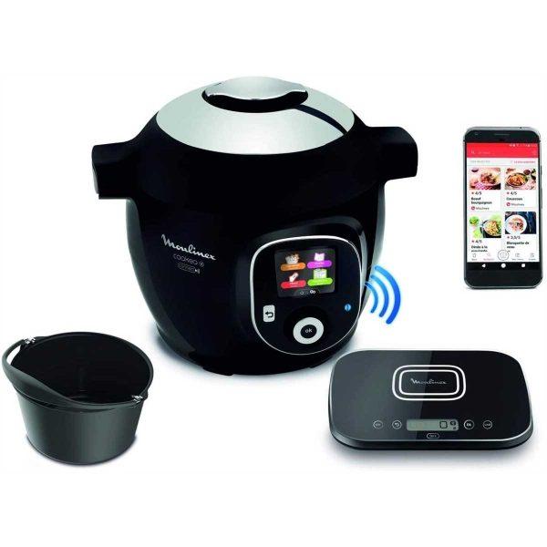 Robot de Cuisine Multicuiseur Intelligent Moulinex CE859800