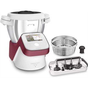 Robot de Cuisine Multicuiseur Intelligent Moulinex I-Companion Touch XL HF934510