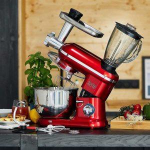 Robot Pâtissier Multifonction Kitchen Move BAT-1519BM au meilleur prix