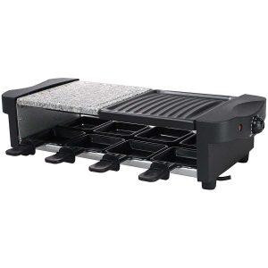 Appareil à raclette Multifonction 3 en 1 Leogreen au meilleur prix