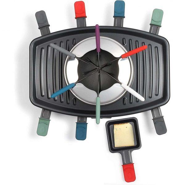 Acheter Appareil à raclette Multifonction 3 en 1 Livoo DOC233