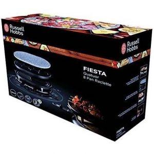 Acheter Appareil Raclette Multifonction Russell Hobbs 21000-56