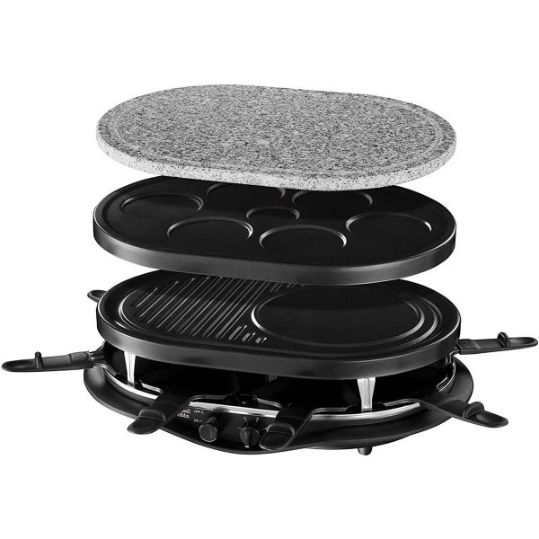 Appareil Raclette Multifonction Russell Hobbs 21000-56