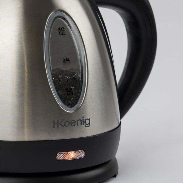 Bouilloire électrique H.Koenig 80152 au meilleur prix