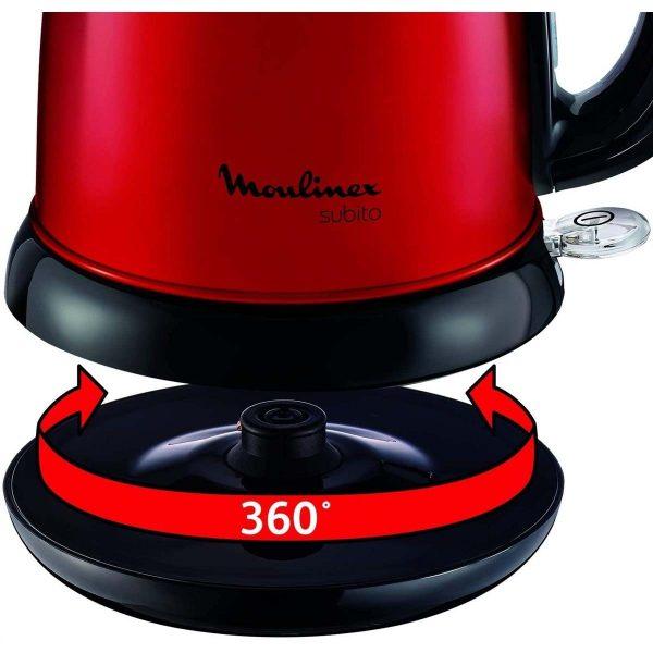 Bouilloire électrique Moulinex BY540510 au meilleur prix
