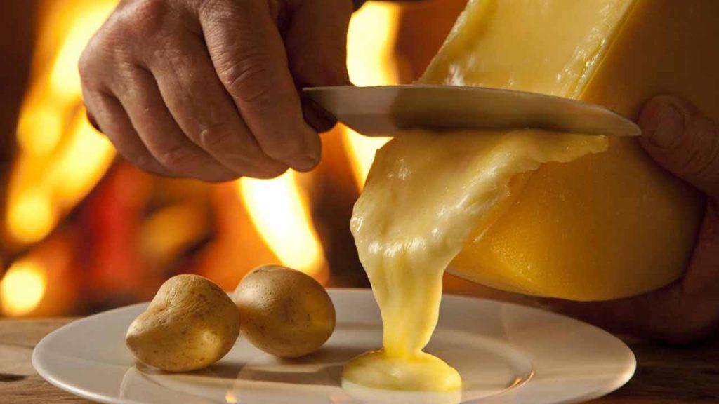 fromages pour la raclette