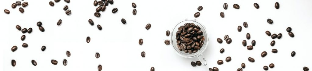 grains de cafe torrifies