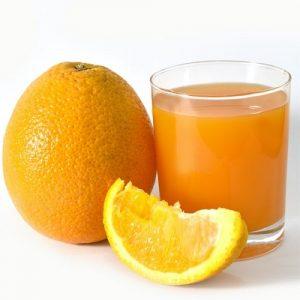 jus de fruits pulpe