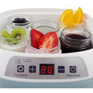 Acheter Yaourtière à Fermentation Lente Suntec Wellness YOG-8588