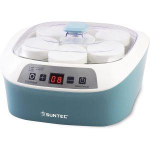 Yaourtière à Fermentation Lente Suntec Wellness YOG-8588