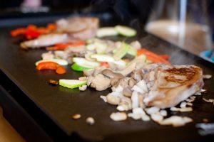 Cuisine à la Plancha