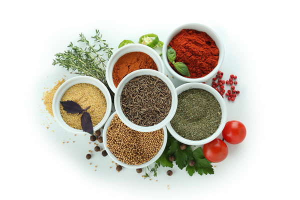 Herbes Aromatiques Pour la Cuisine