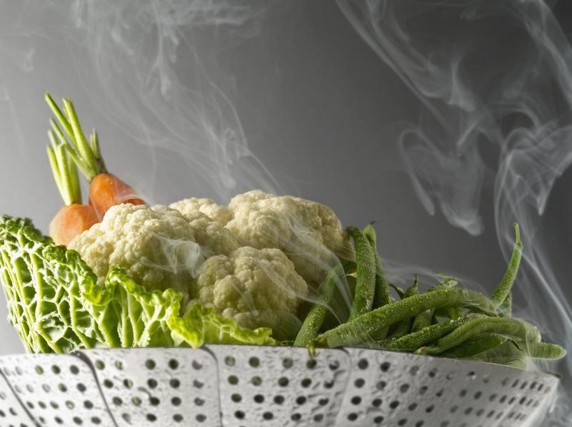 Cuisine Vapeur Légumes